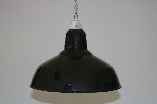 Industriele franse hanglamp BINK 1