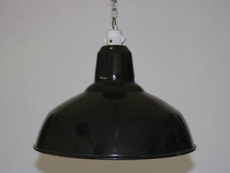 Industriele franse hanglamp BINK 2
