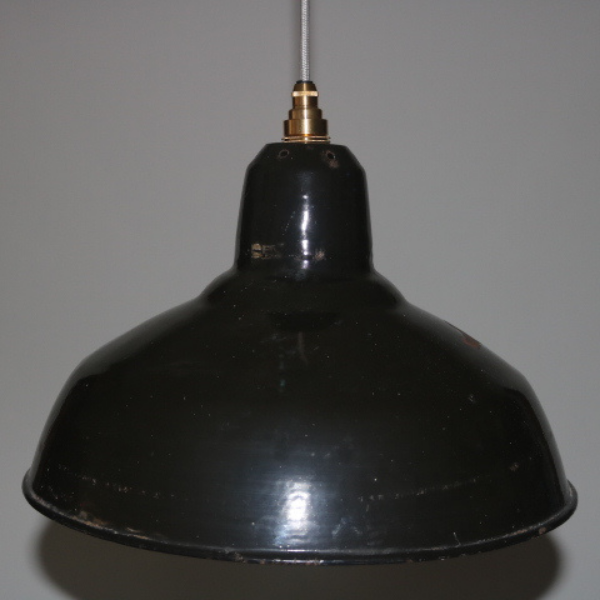 blauw geemailleerde lamp 01
