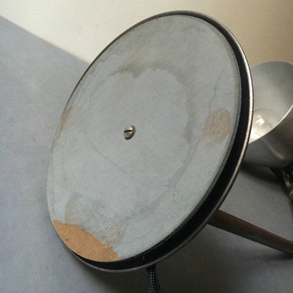 Sis bauhaus bureaulamp BINK lampen 05 detail voet 2