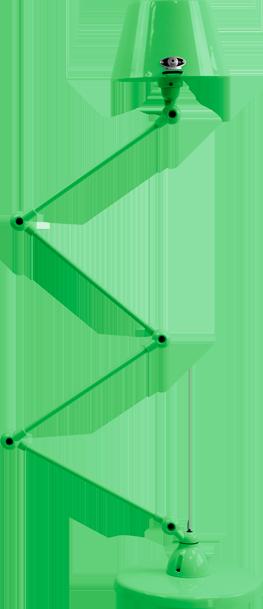 jielde-Aicler-AID433-vloerlamp-appel-groen-RAL6018