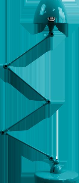 jielde-Aicler-AID433-vloerlamp-oceaan-blauw-RAL5020-rond