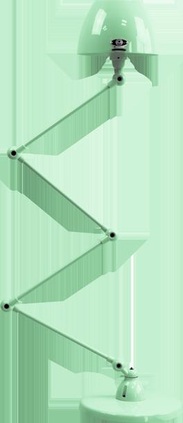 jielde-Aicler-AID433-vloerlamp-water-groen-RAL6019-rond