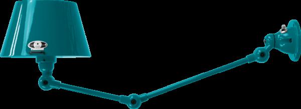 jielde-Aicler-AID731-wandlamp-oceaan-blauw-RAL5020