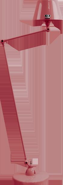 jielde-Aicler-AID833-vloerlamp-burgondisch-RAL3005