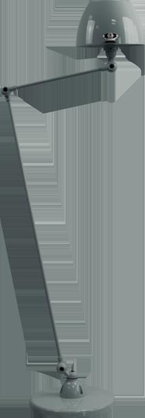 jielde-Aicler-AID833-vloerlamp-graniet-grijs-RAL7026-rond