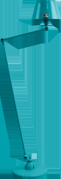 jielde-Aicler-AID833-vloerlamp-oceaan-blauw-RAL5020