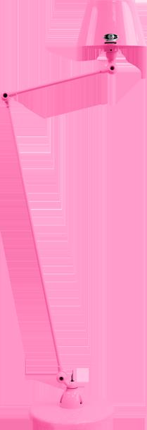 jielde-Aicler-AID833-vloerlamp-roze-RAL4003