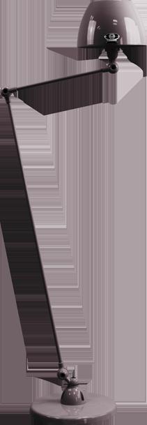 jielde-Aicler-AID833-vloerlamp-zwart-RAL9011-rond