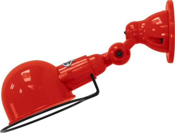 jielde-signal-SI300-wandlamp-rood-RAL3020