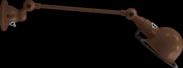 jielde-signal-SI301-wandlamp-chocolade-RAL8017