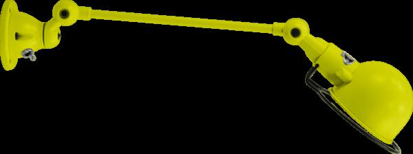 jielde-signal-SI301-wandlamp-geel-RAL1016