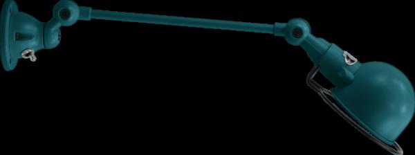 jielde-signal-SI301-wandlamp-oceaan-blauw-RAL5020