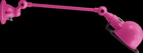 jielde-signal-SI301-wandlamp-roze-RAL4003