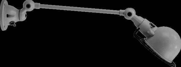 jielde-signal-SI301-wandlamp-zilver-grijs-RAL9006