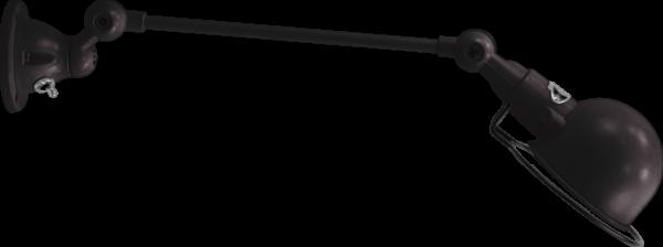 jielde-signal-SI301-wandlamp-zwart-RAL9011