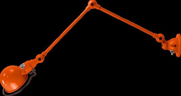 jielde-signal-SI331-wandlamp-oranje-RAL1016
