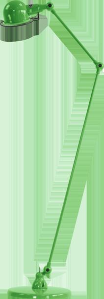 jielde-signal-SI833-vloerlamp-appel-groen-RAL6018