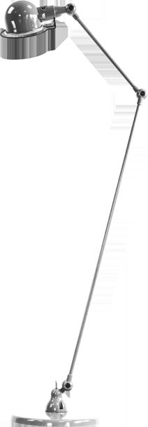 jielde-signal-SI833-vloerlamp-chroom