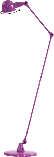 jielde-signal-SI833-vloerlamp-fuchsia-RAL4008