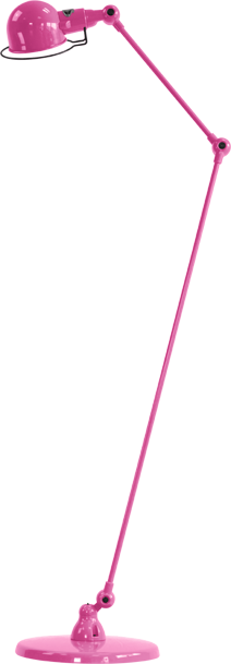 jielde-signal-SI833-vloerlamp-roze-RAL4003