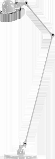 jielde-signal-SI833-vloerlamp-zilver-grijs-RAL9006