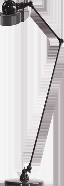 jielde-signal-SI833-vloerlamp-zwart-RAL9011