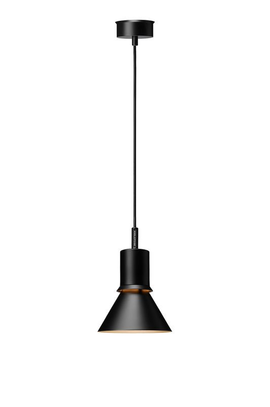 Type 80 Pendant Matte Black 1-small