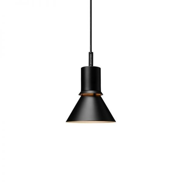 Type 80 Pendant Matte Black 2-small