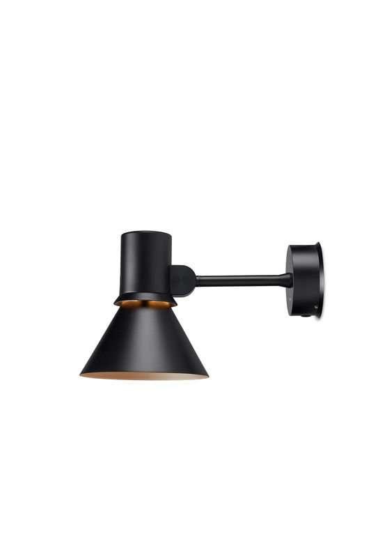 Type 80 Wall Light Matte Black 1-small