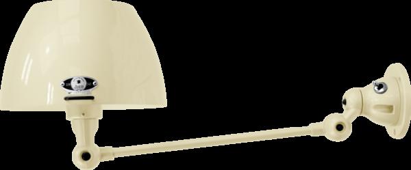 jielde-Aicler-AID301-wandlamp-ivoor-RAL1015-rond