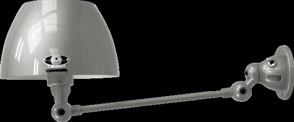 jielde-Aicler-AID301-wandlamp-muis-grijs-RAL7005-rond