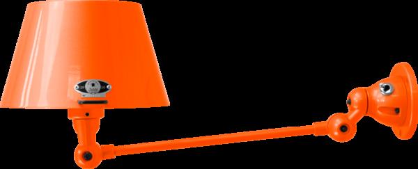 jielde-Aicler-AID301-wandlamp-oranje-RAL2004