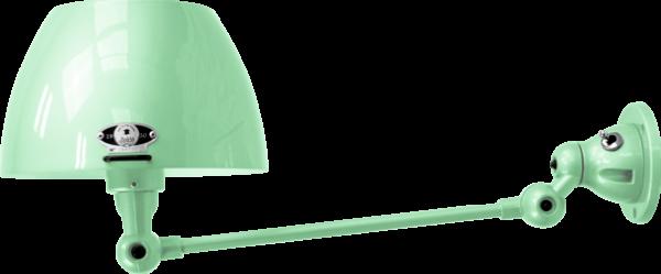 jielde-Aicler-AID301-wandlamp-water-groen-RAL6019-rond