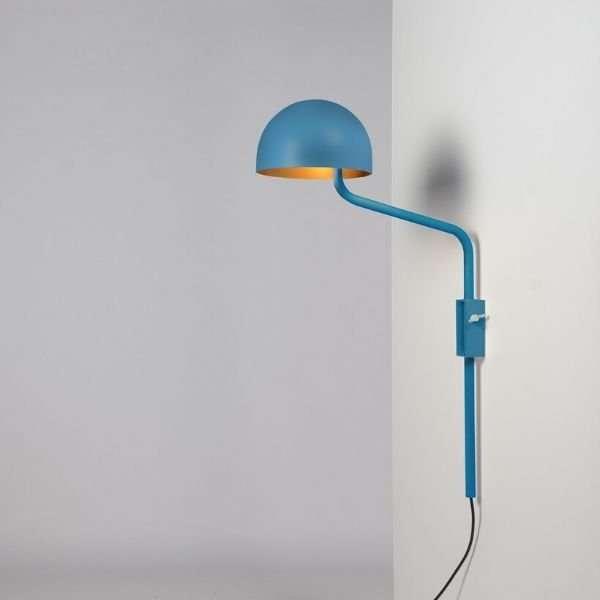 blauw-goud-officer-wandlamp-BINK-lampen-Re-Volt