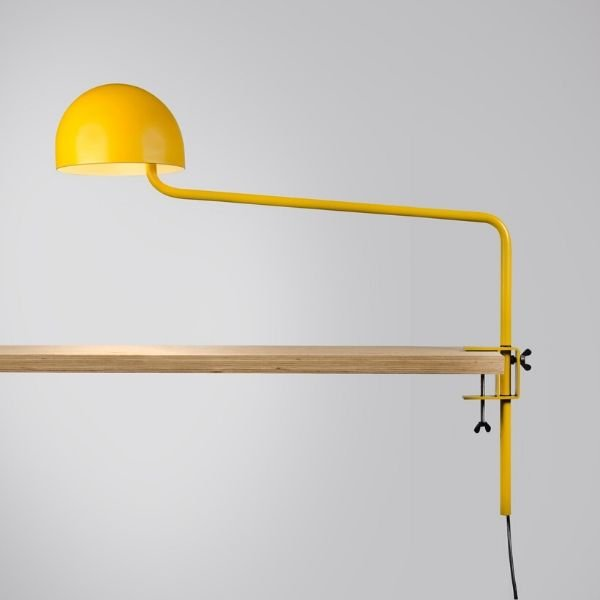 geel-wit-officer-klemlamp-revolt-BINK-lamp-tafellamp-leiden