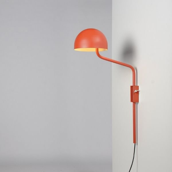 oranje-wit-officer-wandlamp-BINK-lampen-Re-Volt