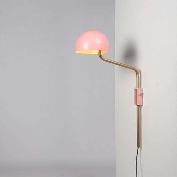 roze-wit-officer-wandlamp-BINK-lampen-Re-Volt