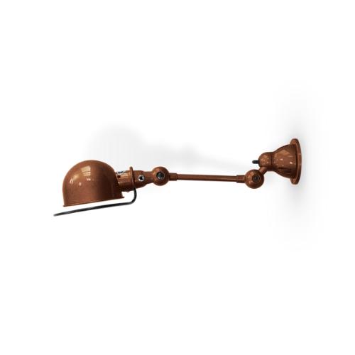 Jieldé-Loft-D2501-koper-hamerslag