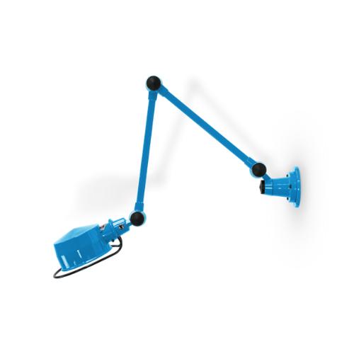 Jieldé-lak-L4401-helder-blauw